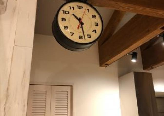 ☆時計設置☆