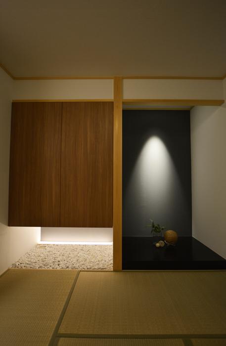 【 デザインにとことんこだわった2世帯住宅】の施工実績をご紹介