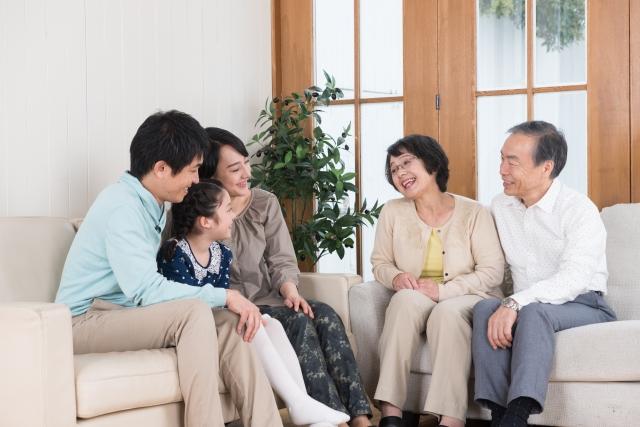 家族での話し合い