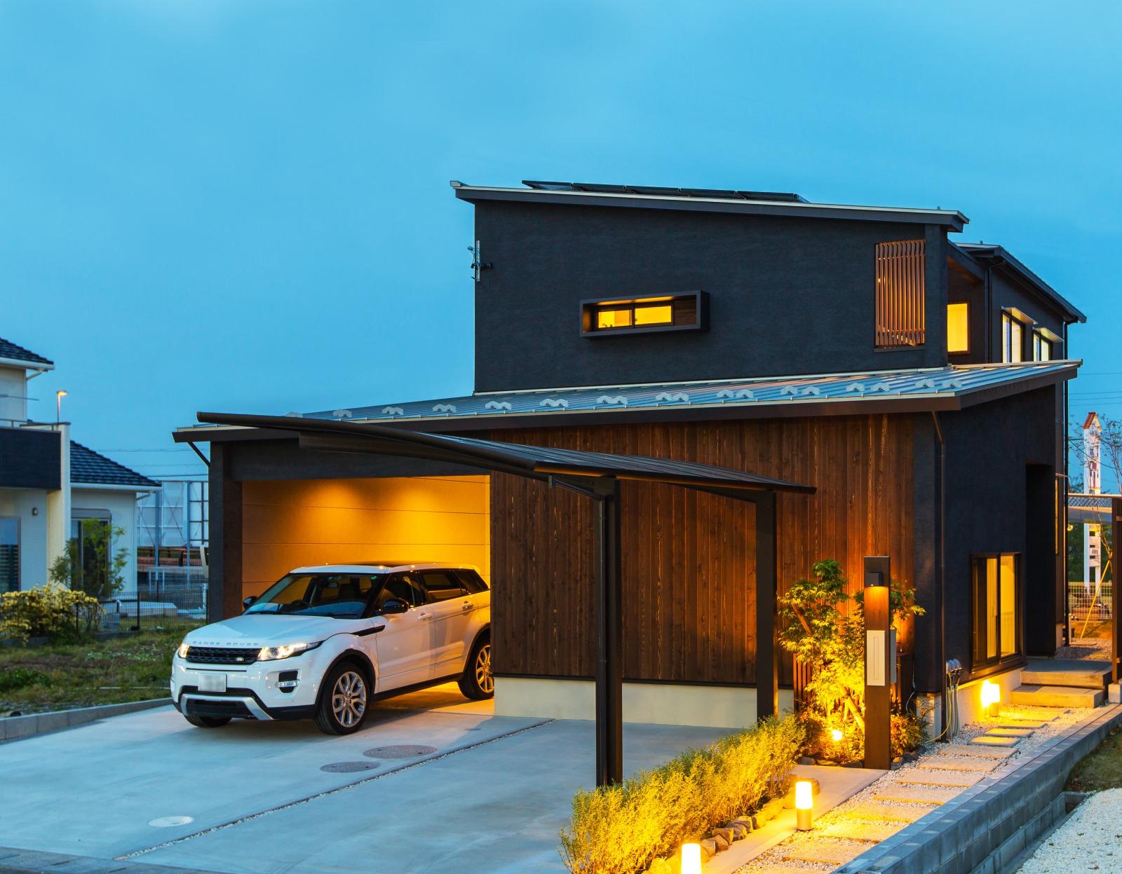 憧れのガレージ付き住宅。岐阜県で建てる際に気をつけるポイントは?