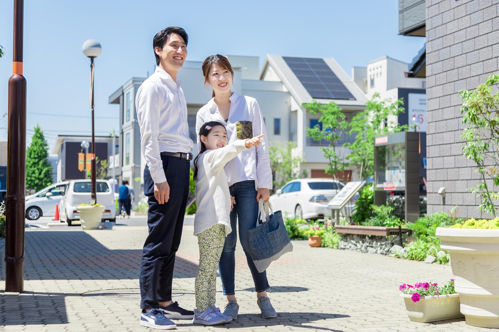 岐阜県のモデルハウス見学はどこに行けばいいの?森住建は「まちかどモデルハウス」として岐阜県各所にて公開中