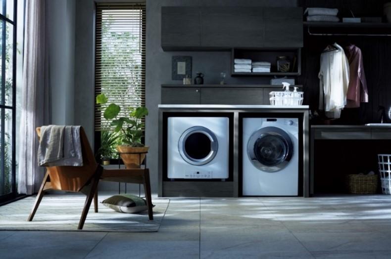 岐阜県でランドリールームを充実させるには森住建で!ガス衣類乾燥機「乾太くん」をプラスして快適&見栄えする洗濯環境を整えましょう