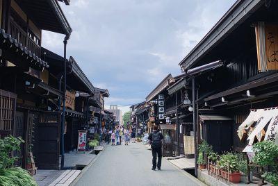 飛騨高山の歴史的建築物を見に行ってきました!