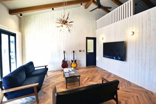 【開催終了】カリフォルニアスタイルの『平屋のお家』見学できます
